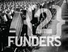 Cloth & Memory {2} funders